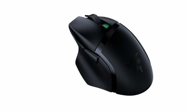 Razer Basilisk X HyperSpeed, souris sans-fil 16 000 dpi pour les joueurs, autonomie 450h