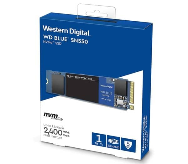 Western Digital Blue SN550