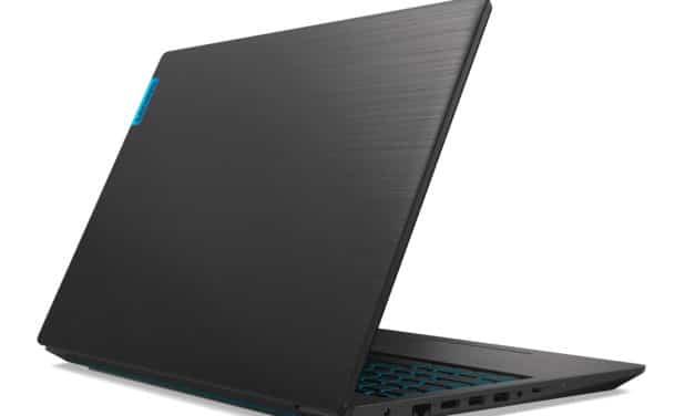 Lenovo Ideapad L340-15IRH, PC portable 15 pouces jeu GTX 1650 (659€)