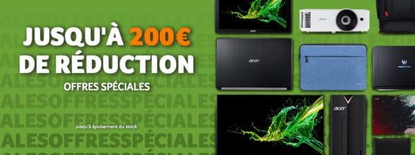Acer Réductions soldes janv20
