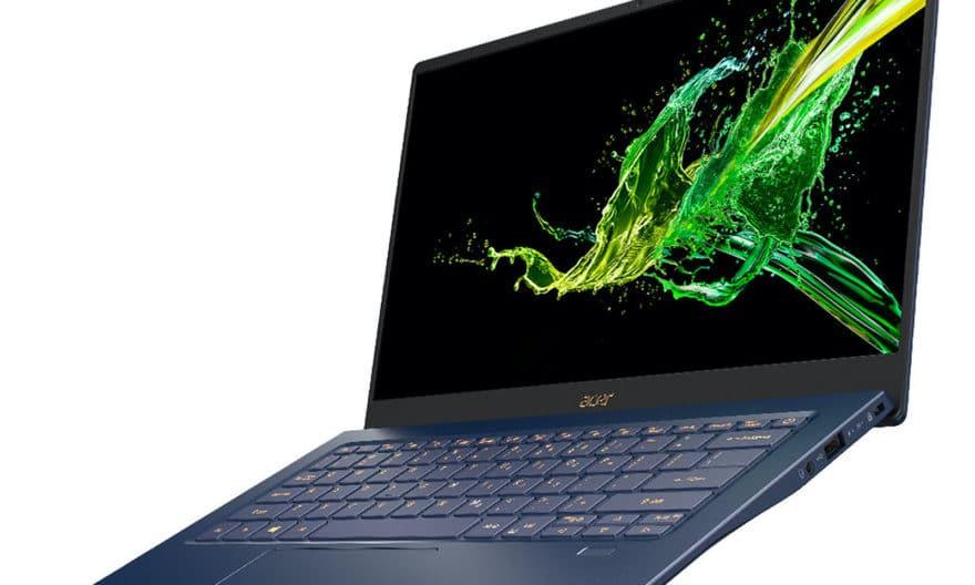 Test Acer Swift 5 SF514-54T (fin 2019) : revue de presse des reviews du web