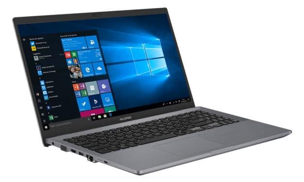 """Asus P3540FA-EJ0365R, Ultrabook 15"""" Pro argent fin, léger et rapide SSD 512 Go (889€)"""