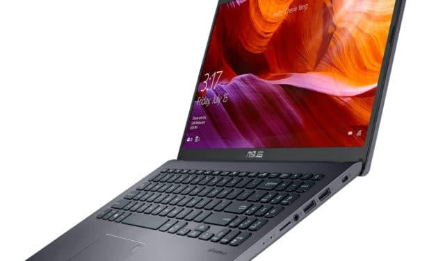 """Asus R509DA-EJ072T, PC portable 15"""" multimédia pas cher (479€)"""