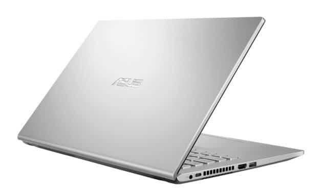"""<span class=""""nouveau"""">Nouveau 417€</span> Asus X509UA-EJ187T, PC portable 15"""" argent rapide pas cher SSD 256 Go + sacoche & souris"""