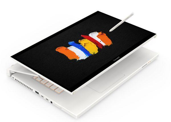 CES 2020 Acer ConceptD 7 Ezel