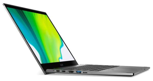 CES 2020 Acer Spin 5 SP513-54N