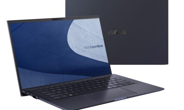 "<span class=""tagtitre"">CES 2020 - </span>Asus ExpertBook B9 (B9450), Ultrabook 14"" Pro Comet Lake TB3 très léger 870gr 24h"