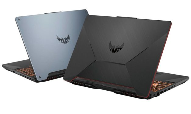 "<span class=""tagtitre"">CES 2020 - </span>Asus TUF Gaming A15 et A17, F15 et F17, PC portables gamer AMD Renoir/Comet Lake-H et RTX Turing"