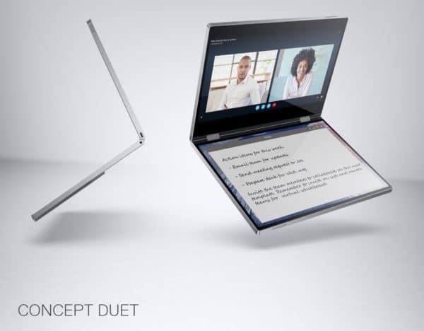 CES 2020 Dell Duet