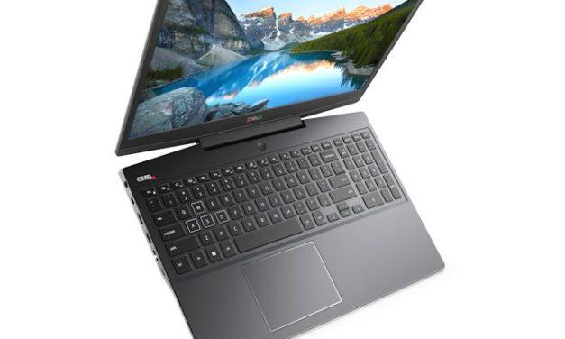 """<span class=""""tagtitre"""">CES 2020 - </span>Dell G5 15 SE, PC portable 15"""" gamer AMD Renoir Ryzen 4000 et Radeon RX 5600M"""