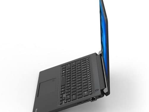 "<span class=""tagtitre"">CES 2020 - </span>Dynabook Tecra A30-G, A40-G et A50-F Ultrabooks Comet Lake Wi-Fi ax"