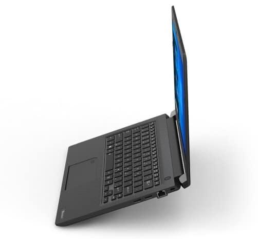 CES 2020 Dynabook Tecra A30-G