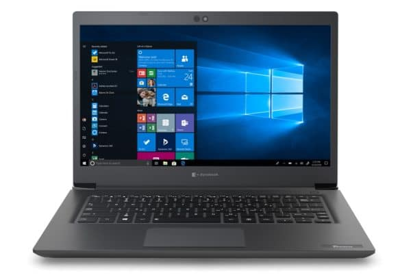 CES 2020 Dynabook Tecra A40-G
