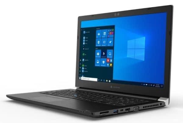 CES 2020 Dynabook Tecra A50-F