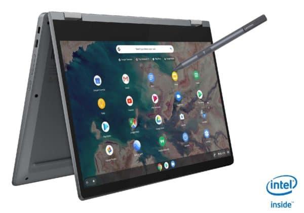 CES 2020 Lenovo IdeaPad Flex 5 Chromebook