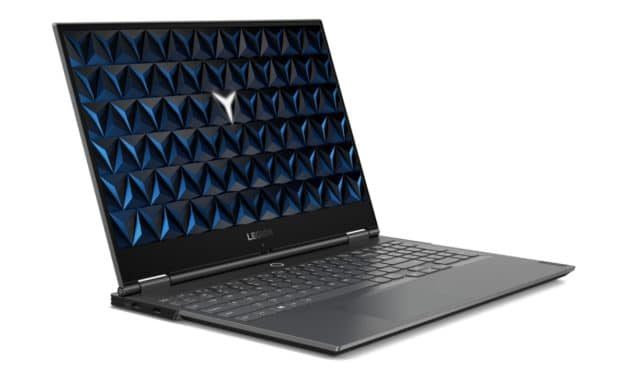 """<span class=""""tagtitre"""">CES 2020 - </span>Lenovo Legion Y740S fin et léger Comet Lake-H + GPU externe Legion BoostStation"""