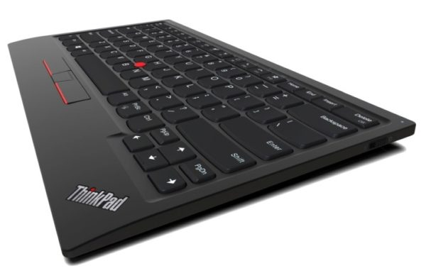 CES 2020 Lenovo ThinkPad TrackPoint Keyboard II