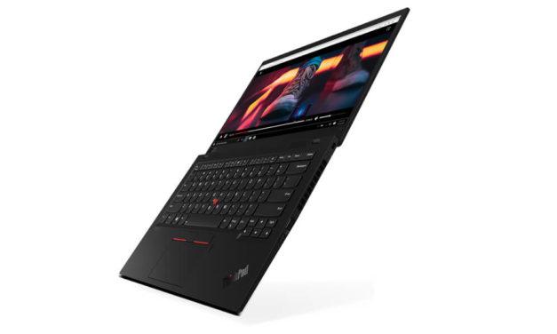 "<span class=""tagtitre"">CES 2020 - </span>Lenovo ThinkPad X1 Carbon Gen8, Ultrabook 14"" 4K Hexa Core Comet Lake 1 Kg 18h"