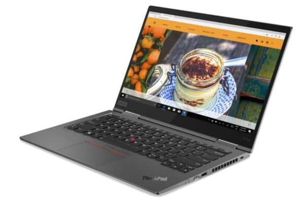 ES 2020 Lenovo ThinkPad X1 Yoga Gen 5