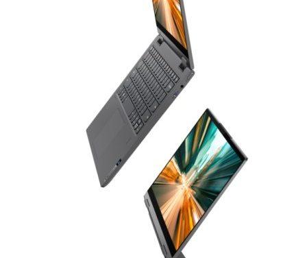 """<span class=""""tagtitre"""">CES 2020 - </span>Lenovo Yoga 5G, ordinateur 2-en-1 Tablette 24h ARM sous Windows avec 5G"""