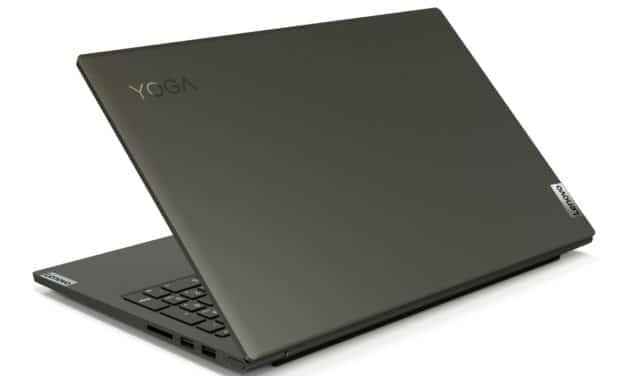 """<span class=""""tagtitre"""">CES 2020 - </span>Lenovo IdeaPad Creator 5 et Yoga Creator 7, PC portables Intel Core 10ème gen et GTX 13h"""