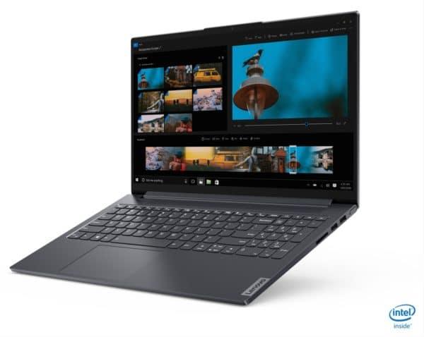 CES 2020 Lenovo Yoga Slim 7 15