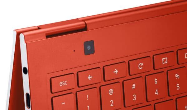 CES 2020 Samsung Galaxy Chromebook