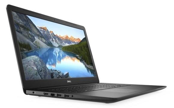 "Dell Inspiron 17 3793, PC portable 17"" polyvalent noir rapide CD/DVD (879€)"