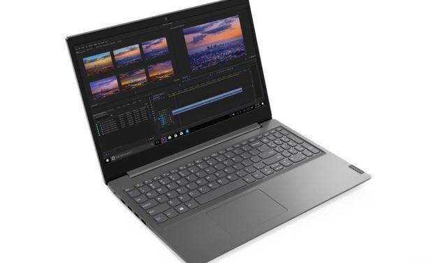 """Lenovo V14-IIL et V15-IIL, Ultrabooks 14"""" et 15"""" Ice Lake fins et légers"""