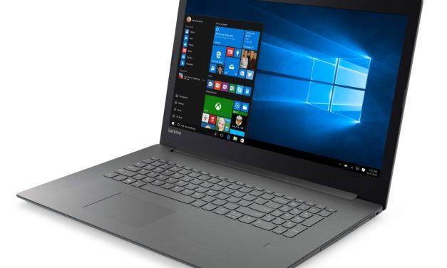 "Lenovo V320-17IKB (81CN000KFR), PC portable 17"" polyvalent CD/DVD (683€)"