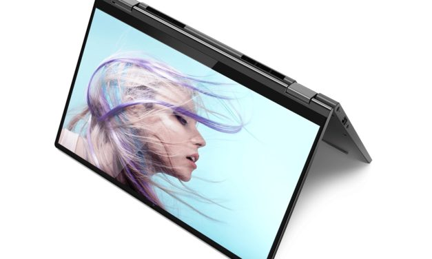 """Lenovo Yoga C640-13IML, ultrabook tablette 13"""" bonne autonomie et 4G (879€)"""