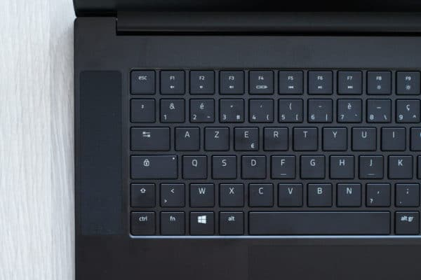 Test Razer Blade 15 Advanced 2019