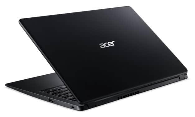 Acer Aspire A315-54K-30BA, ultrabook 15 pouces réactif (479€)