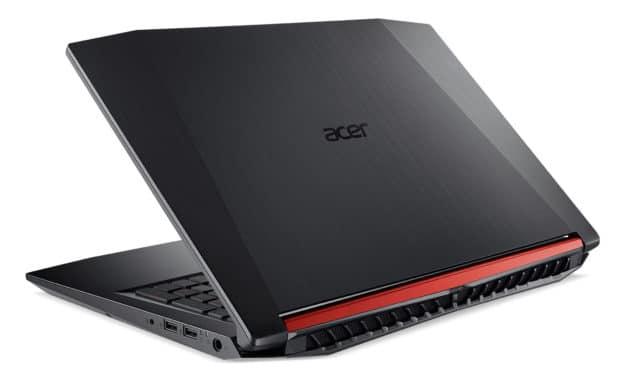 """Acer Nitro 5 AN515-43-R68J, PC portable 15"""" 120Hz polyvalent performant rapide GTX orienté joueurs (699€)"""