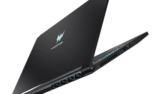 """Acer Predator Triton PT515-51-71T7, Ultrabook 15"""" 144Hz gamer puissant RTX 2080 SSD 1 To (2189€)"""
