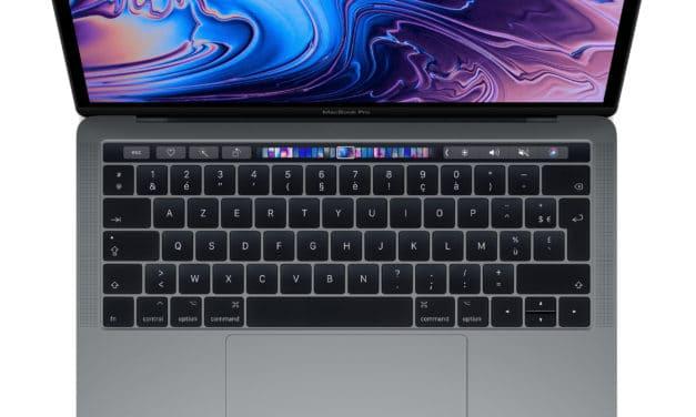"<span class=""tagtitre"">Apple - </span>le prochain Macbook Pro 13/14 sous Ice Lake ?"