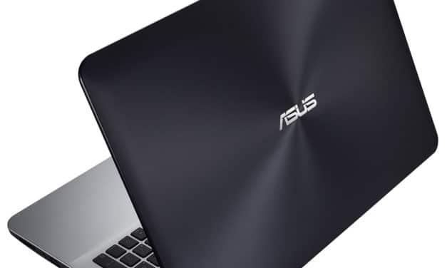 Asus R556QA-DM388T, PC portable 15 pouces bureautique (429€)