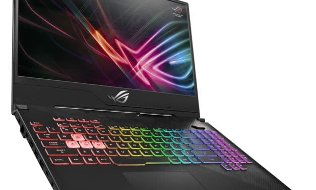 Asus ROG Strix GL504GS-ES135T, 15 pouces gamer intensif 144Hz GTX 1070 (1039€)