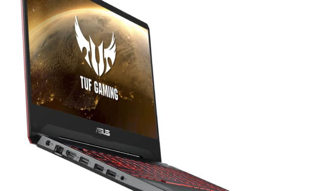 "Asus TUF505DU-AL052T, PC portable 15"" 120Hz gamer GTX 1660 Ti (1002€)"
