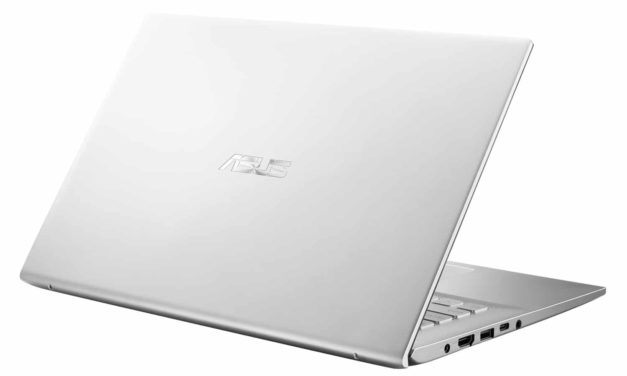 """Asus VivoBook F412FA-EK1080T, ultrabook 14"""" avec sacoche et souris (402€)"""