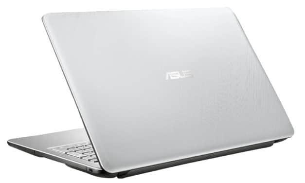 """Asus VivoBook X543UA-GQ2537T, 15"""" argent pas cher léger rapide SSD (499€)"""