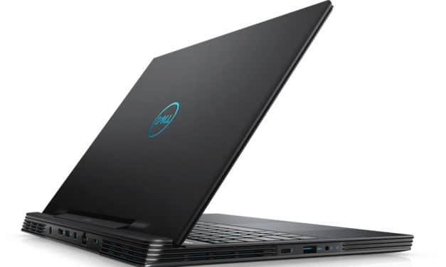 "Dell G5 15 5590 1001, PC portable 15"" GTX 1650 gamer créateurs 1.2 To rapide 7h (899€)"