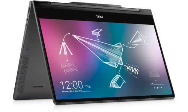 "Dell Inspiron 7391 2-en-1, ultrabook tablette 13"" productif avec stylet et TB3 (1039€)"