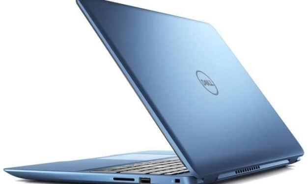 "Dell Inspiron 15 5584, PC portable 15"" bleu SSD rapide (557€)"