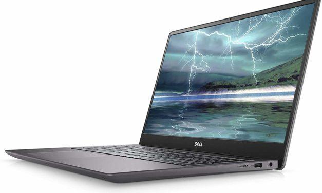 """Dell Inspiron 15 7590, ultrabook 15"""" puissant et polyvalent, 12h d'autonomie, TB3 (1199€)"""