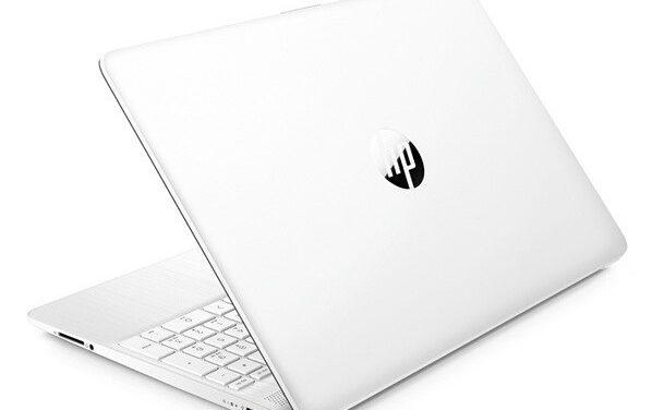 "HP 15s-eq0005nf, PC portable 15"" pas cher blanc (349€)"