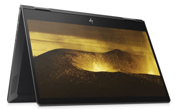 "HP Envy x360 13-ar0009nf, ultraportable 13"" 2-en-1 tactile Tablette polyvalent rapide (699€)"