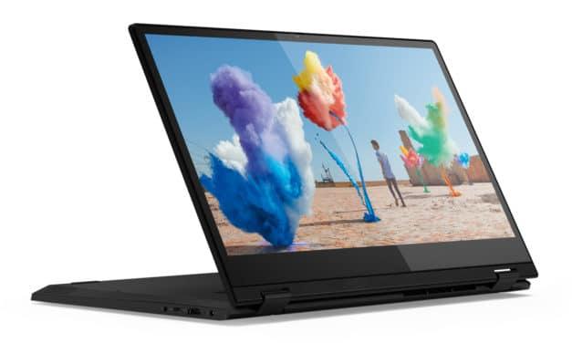 Lenovo Ideapad C340-15IWL, portable 14 pouces tablette bureautique (356€)