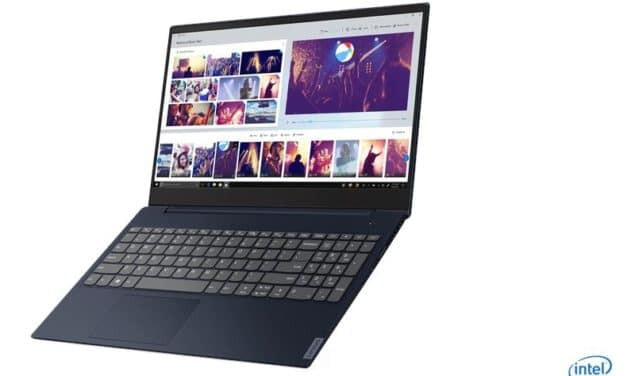 "Lenovo IdeaPad S340-15IML, Ultrabook 15"" polyvalent Comet Lake GeForce MX 12h"