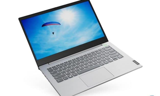 "Lenovo ThinkBook 14/15 IML, Ultrabooks 14"" et 15"" Comet Lake polyvalent rapides et légers"